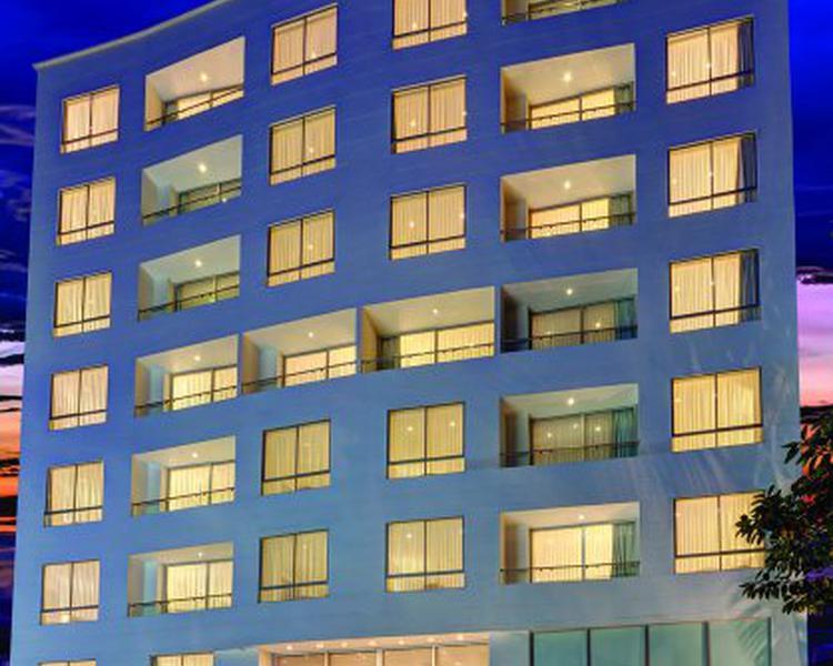 Fachada Hotel ESTELAR Yopal
