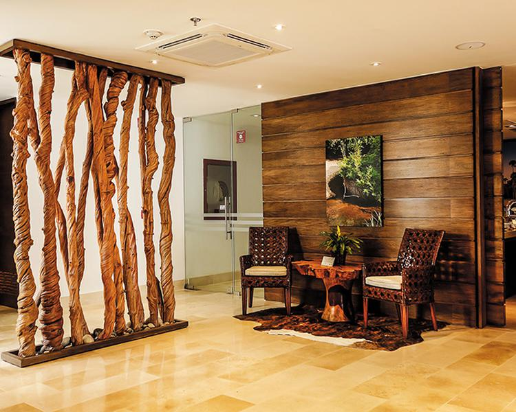 Lobby Hotel ESTELAR Yopal